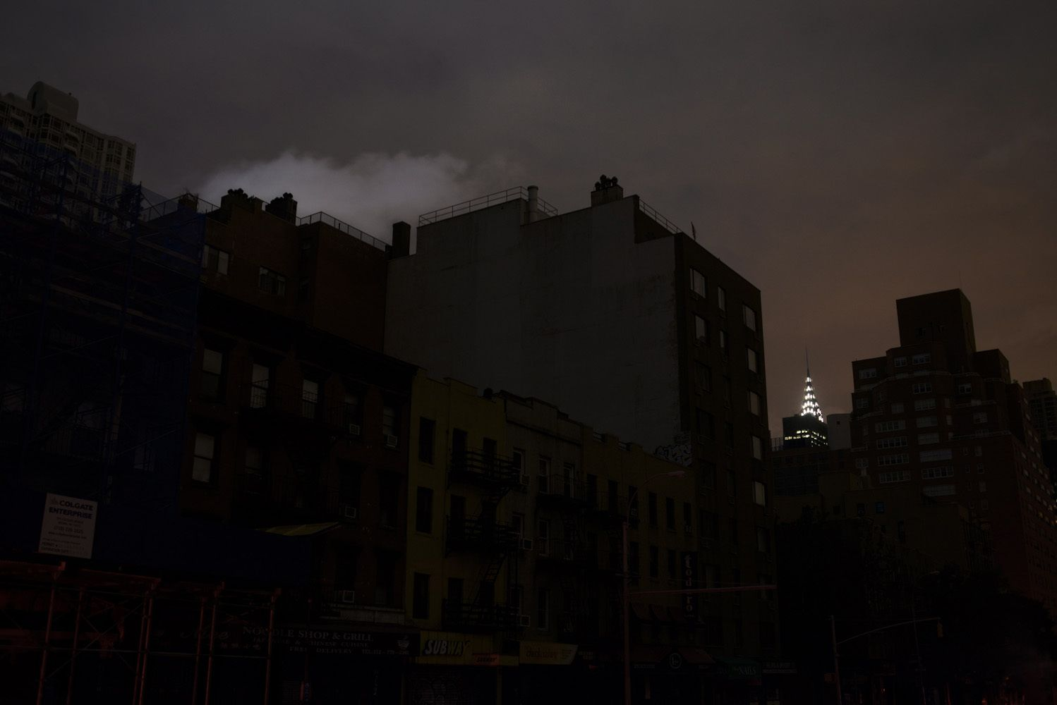 NYC: Superstorm Sandy