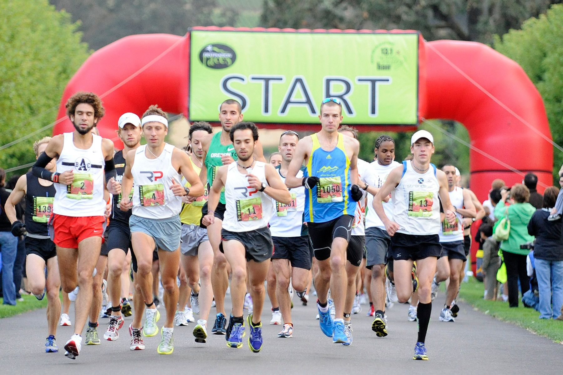2010 Oregon Wine Country Half Marathon