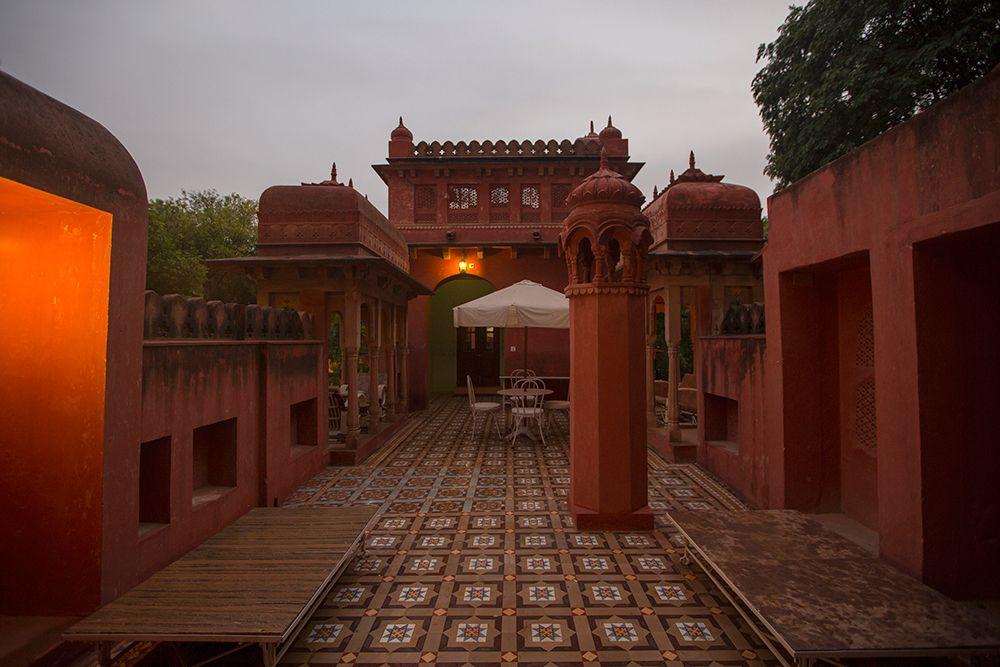 gajner palace, india