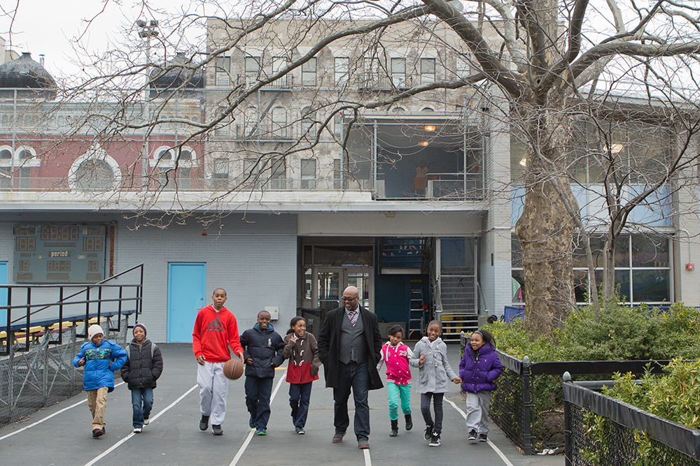 children's aid society, nyc