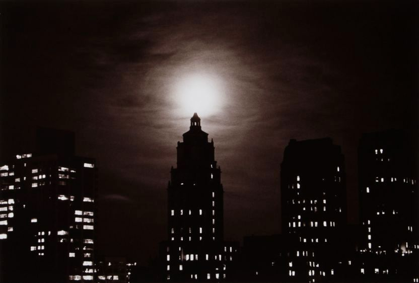 moonlight, new york, 1976
