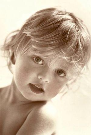 golden child, 2 years