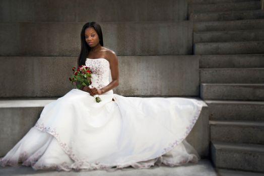 Wedding at Disney Hall