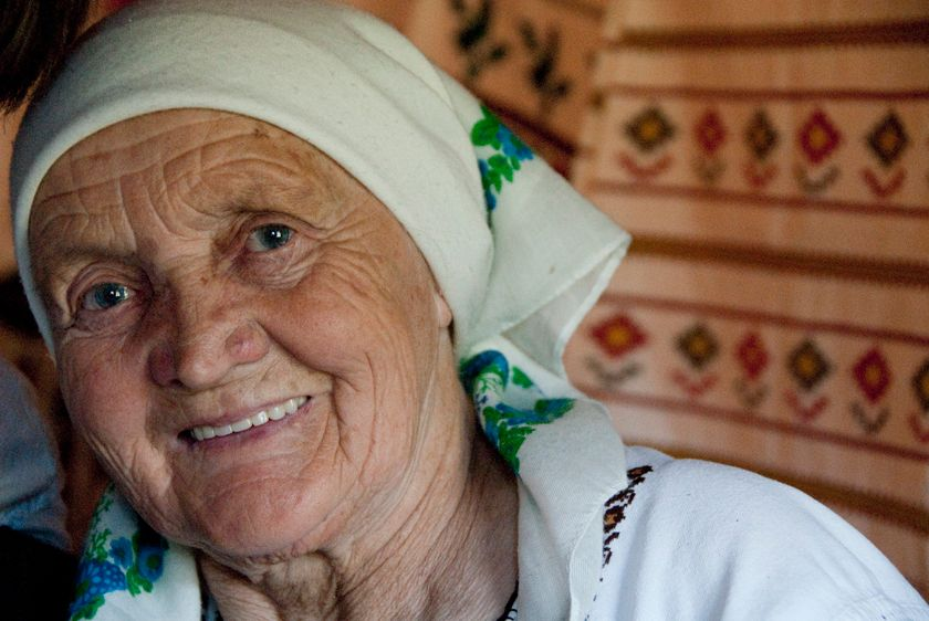 Romania Woman