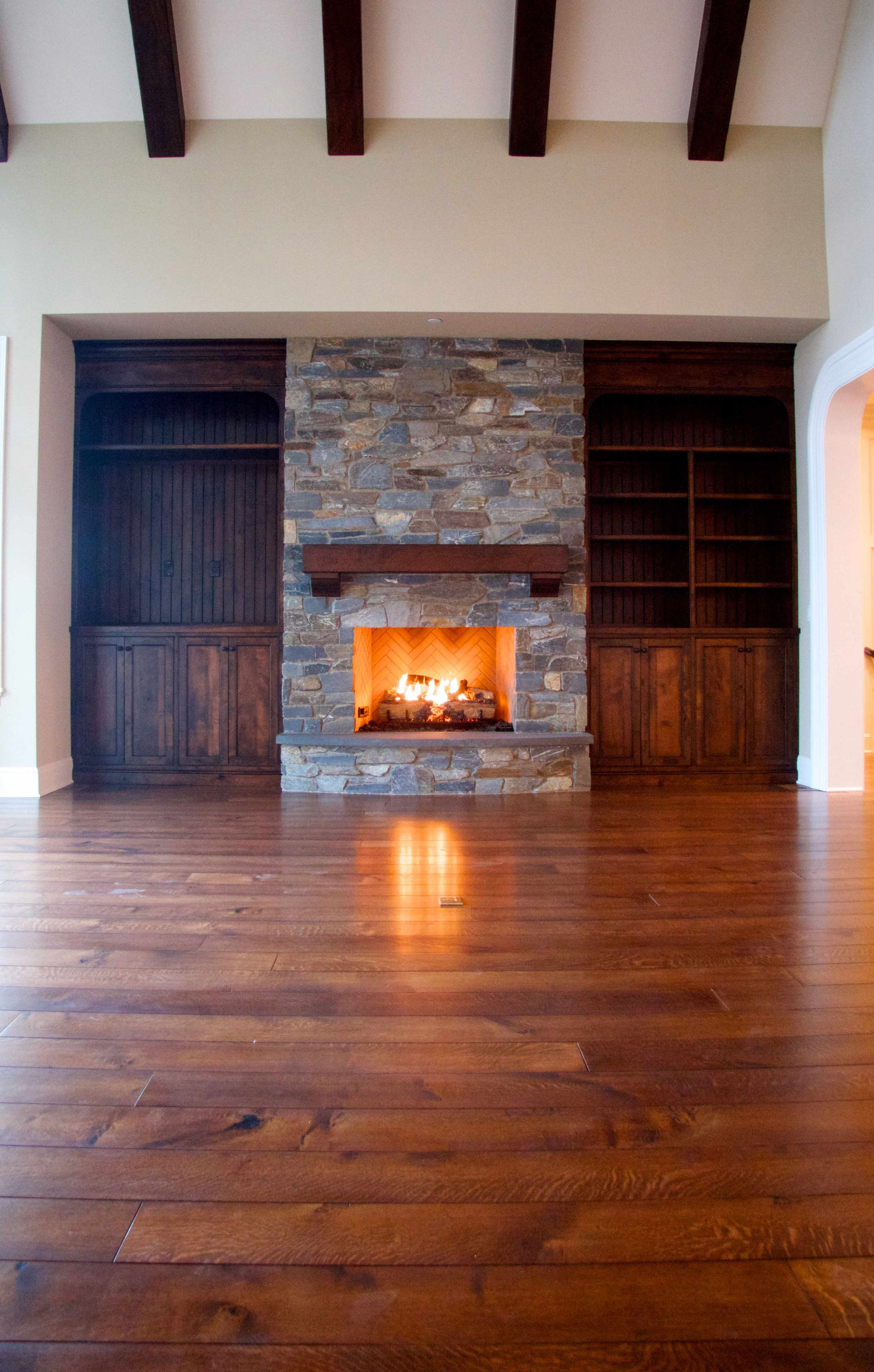 Mercer Island Wide Plank White Oak
