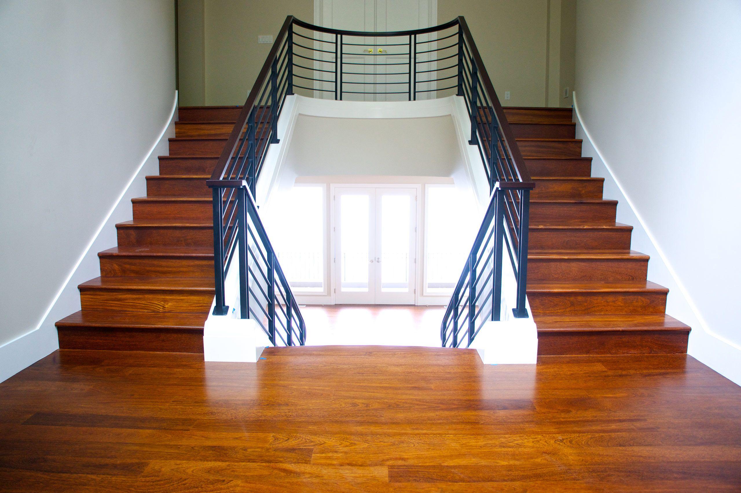 Twin Sucupira Stairs