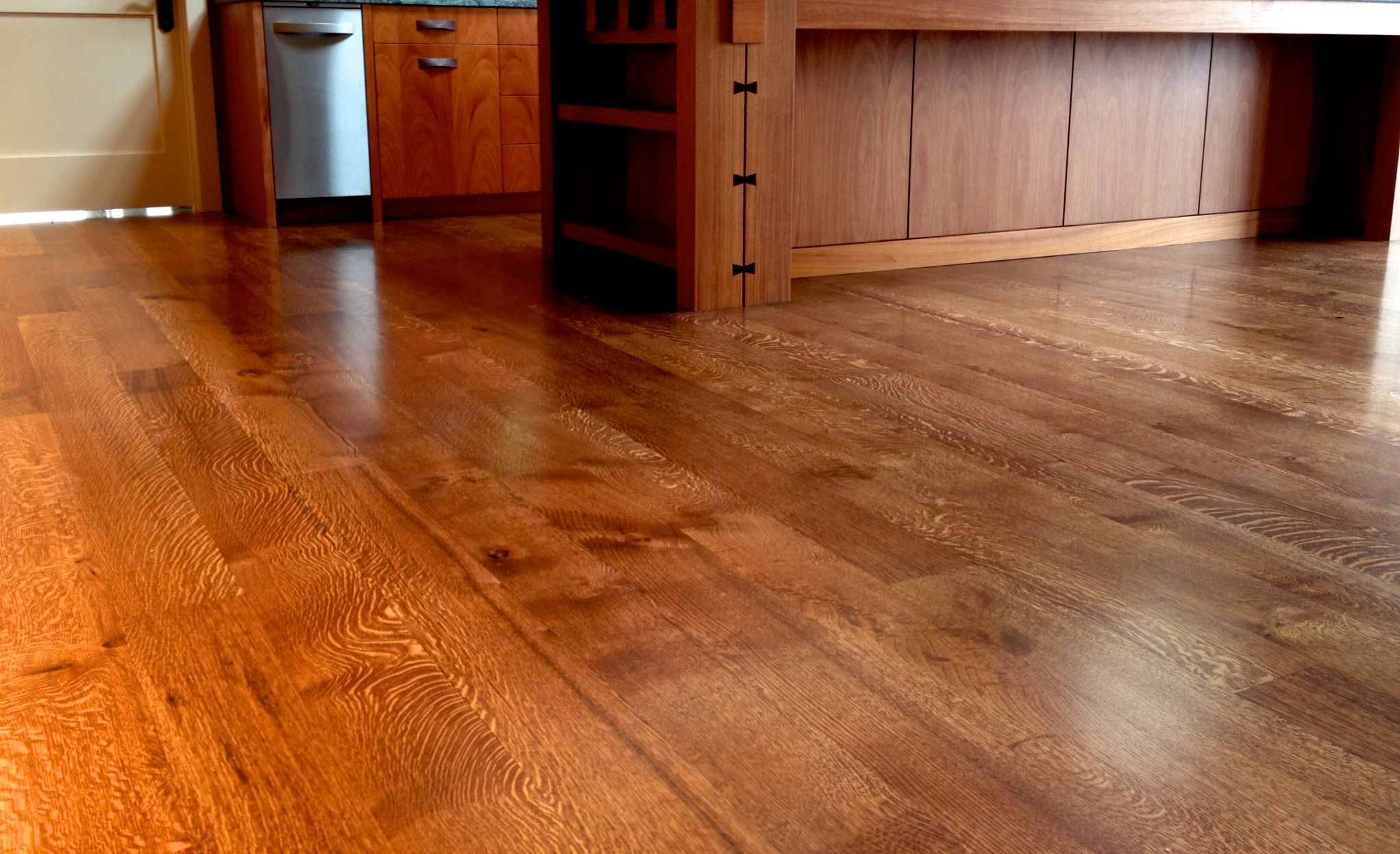 "6"" Rift & Quartered White Oak"