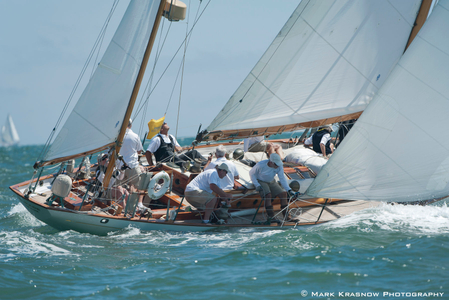 Dorade at The Opera House Cup - Nantucket, MA  2016
