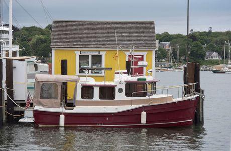 Tisbury  Wharf  - Vineyard Haven, Martha's Vineyard, MA