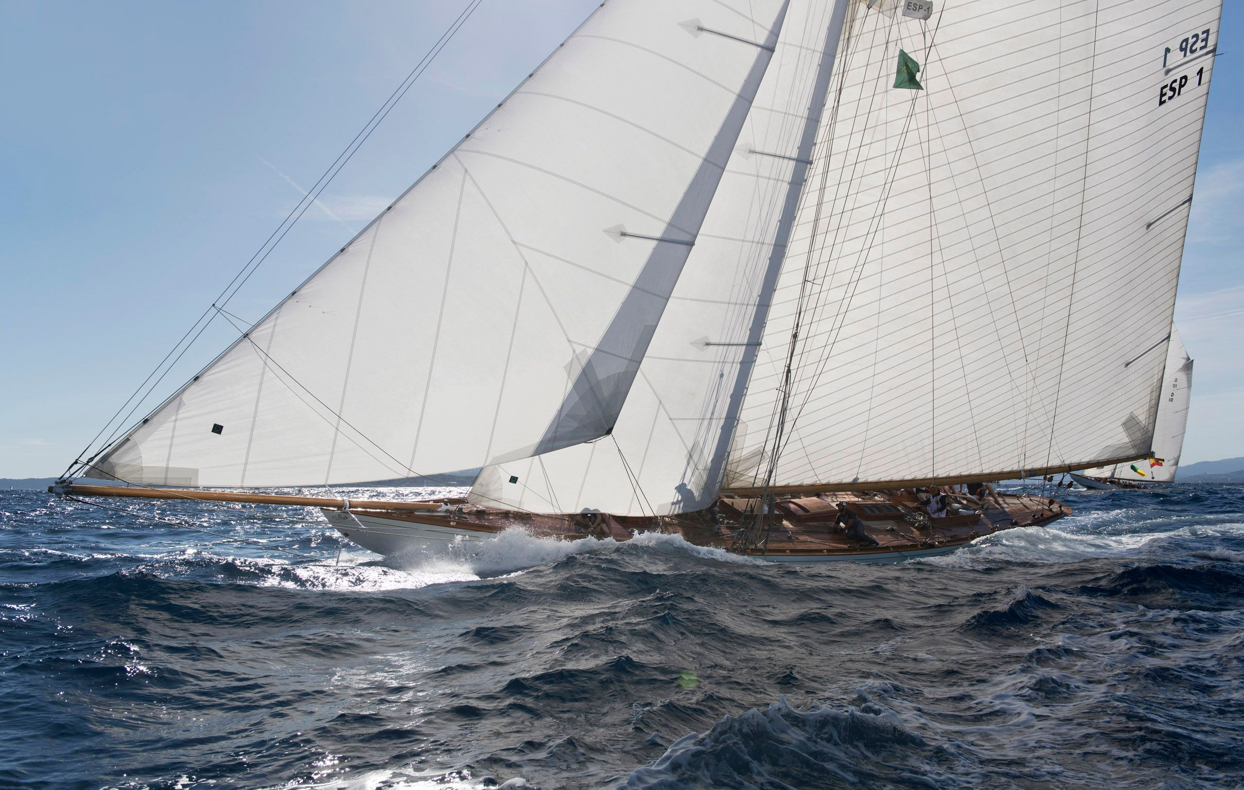 Hispania - Fife 15 Meter