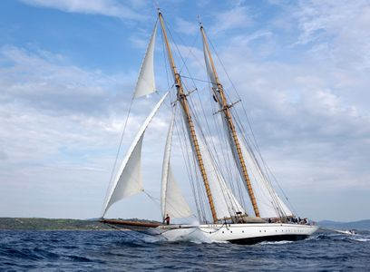 Schooner Germania Nova