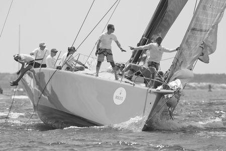 NYYC 161st Annual Regatta - Newport, RI - B&W