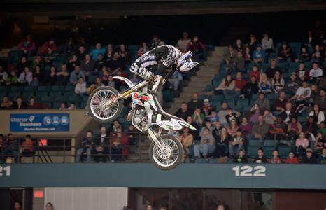 Freestyle Motocross racing in Boston, MA