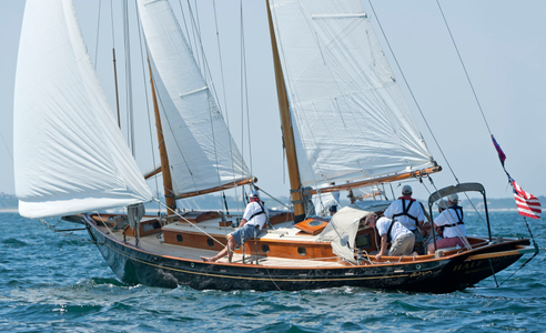 Half Moon at the Opera House Cup, Nantucket, MA 2015