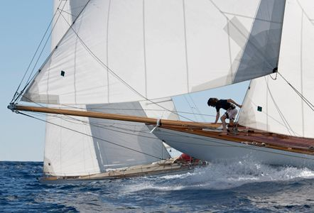 Hispania - Fife 15 Metre