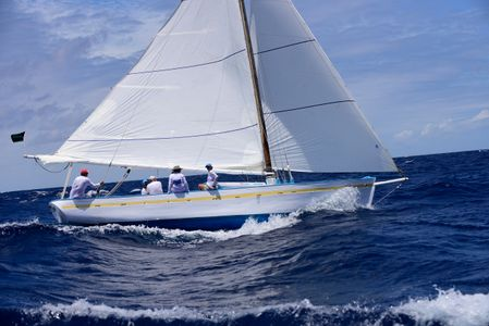 Carriacou Sloop Sweetheart