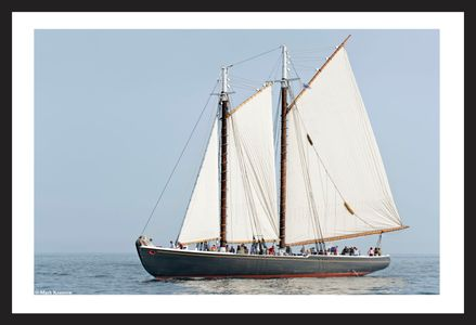 Schooner Adventure in Gloucester