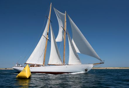 Staysail Schooner Eros
