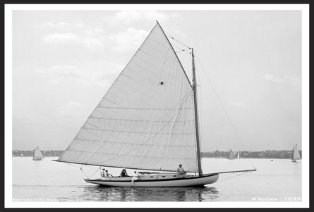 Vintage Sailing and Sailboats - Restoration art prints