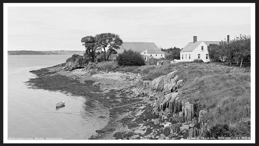 Orr's Island Maine, Early 1900's