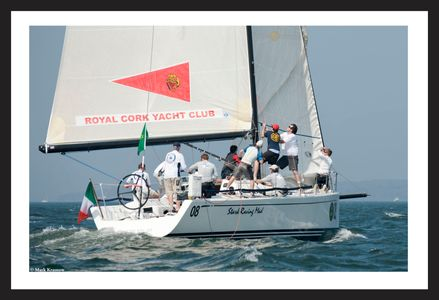 Royal Cork Crew - NYYC Invitational - Swan 42 One Design - Newport, RI