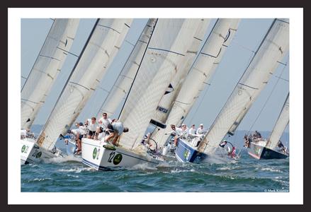 New York Yacht Club Invitational Newport, RI - Sponsored by Rolex