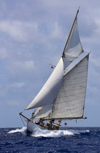 Classic Yacht Anne Marie - 1911