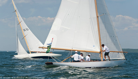 Syce and Cherokee Racing at the NYYC Classic Regatta in Newport, RI