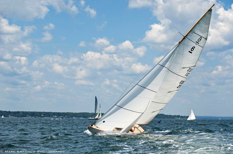 6 Metre Madcap Racing in Newport, RI
