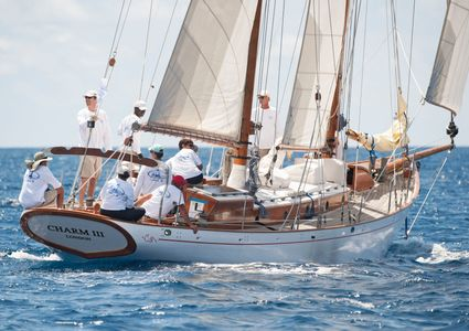 Charm III in Antigua 2016
