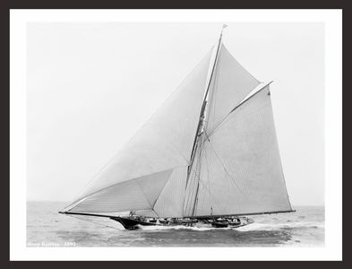 Sailing and Sailboats Restoration art prints