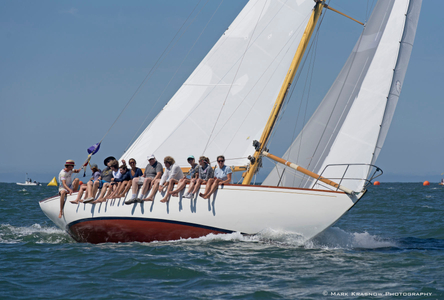 NY32 Siren at The Opera House Cup - Nantucket, MA  2016