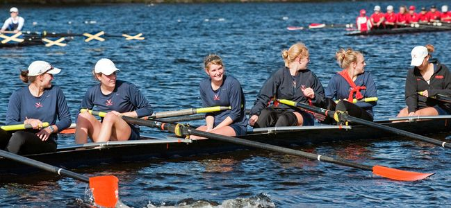 Head of the Charles Rowing Regatta
