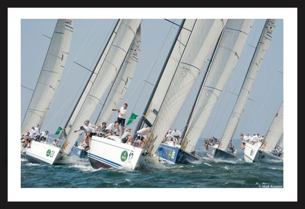 Swan 42's - New York Yacht Club Invitational Regatta - Newport, RI
