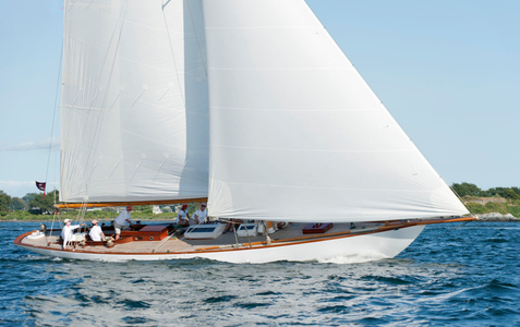 Neith - at the Museum of Yachting - IYRS Regatta in Newport, Rhode Island