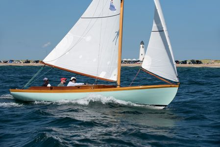 Alerion A26 First Tracks at the Opera House Cup in Nantucket, MA 2017