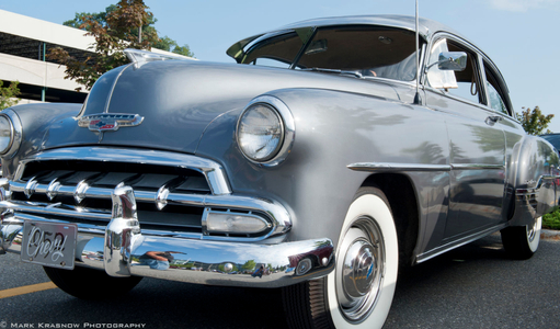 Chevy 1952 Clsssic