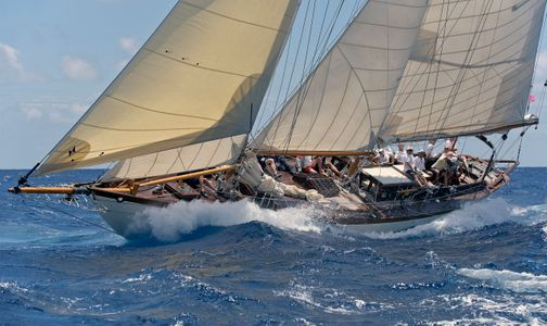Mary Rose - Herreshoff Schooner