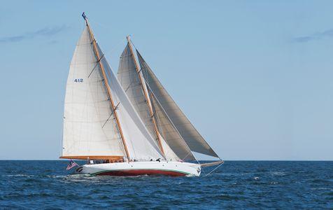 Schooner Summerwind - A John Alden Classic Design