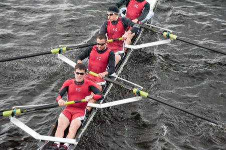 Head of the Charles racing crew sports photography print