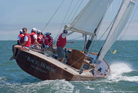 Race Horse at The Opera House Cup - Nantucket, MA  2016