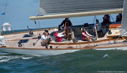 Wild Horses at The Opera House Cup - Nantucket, MA  2016