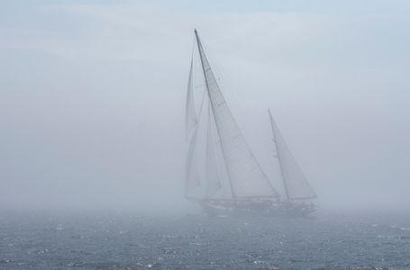 Belle Aventure in the Fog