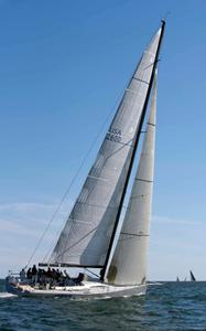 Siren at the Newport to Bermuda Start 2016