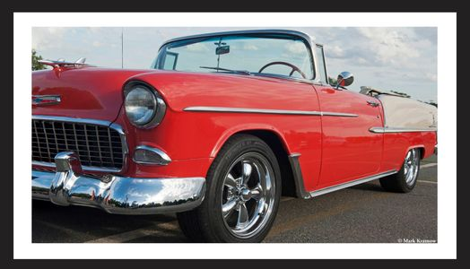 Classic Chevy Convertible