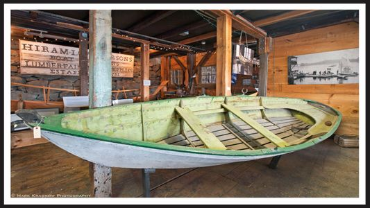 Lowell's Boat Shop, Amesbury, MA - Amesbury Skiff
