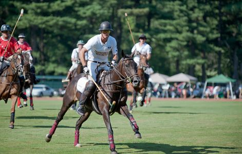 Polo match at Myopia in Wenham, MA