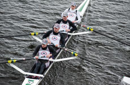 Head of the Charles RowingRegatta, Boston, MA