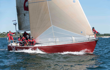 Noahs Sailingat the Newport to Bermuda Start 2016