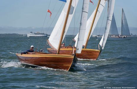 Alerions at The Opera House Cup - Nantucket, MA  2016